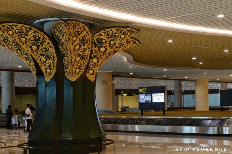 Kapasitas Bandara Yogyakarta capai 11 kali dari Adisutjipto