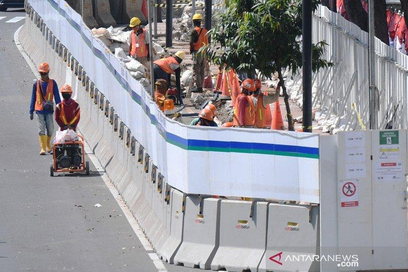 MRT Jakarta dapatkan rekomendasi bangun Fase 2A dari tim ekskavasi