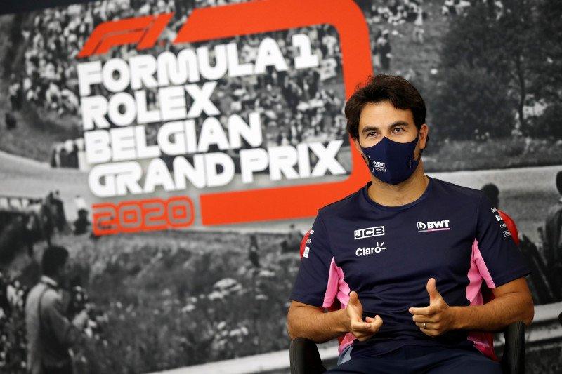 Terkait rumor Vettel, Perez yakin bertahan di Racing Point tahun depan