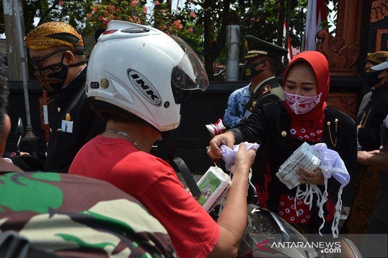Warga dari luar kota yang masuk Purbalingga diminta isolasi mandiri