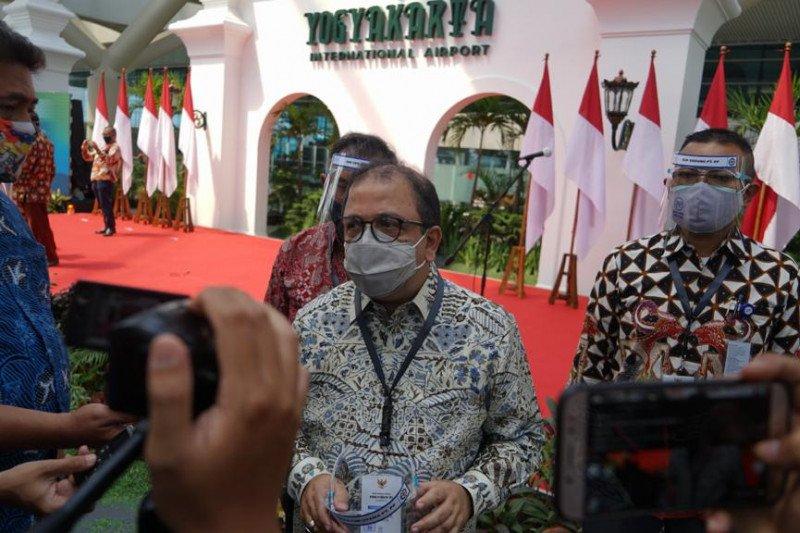 Bangun Bandara Yogyakarta, PP sabet tiga penghargaan Muri