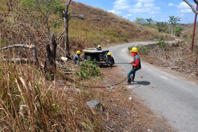 PLN listriki 20 desa terpencil di NTT selama Agustus