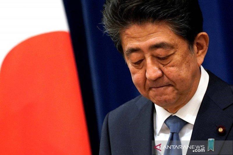 Shinzo Abe kunjungi Kuil Yasukuni, pertama kali sejak 2013