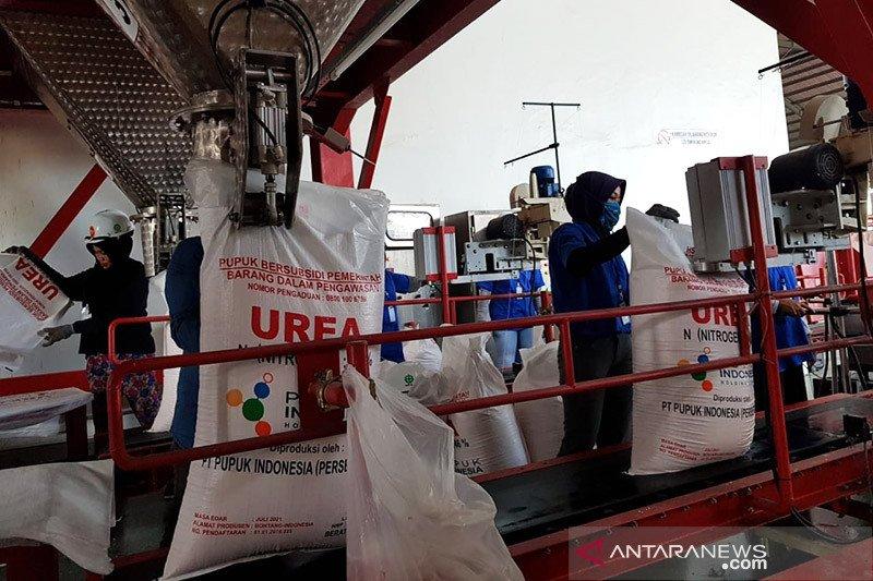 Capai 1 juta ton, Pupuk Indonesia jaga stok jauh di atas ketentuan