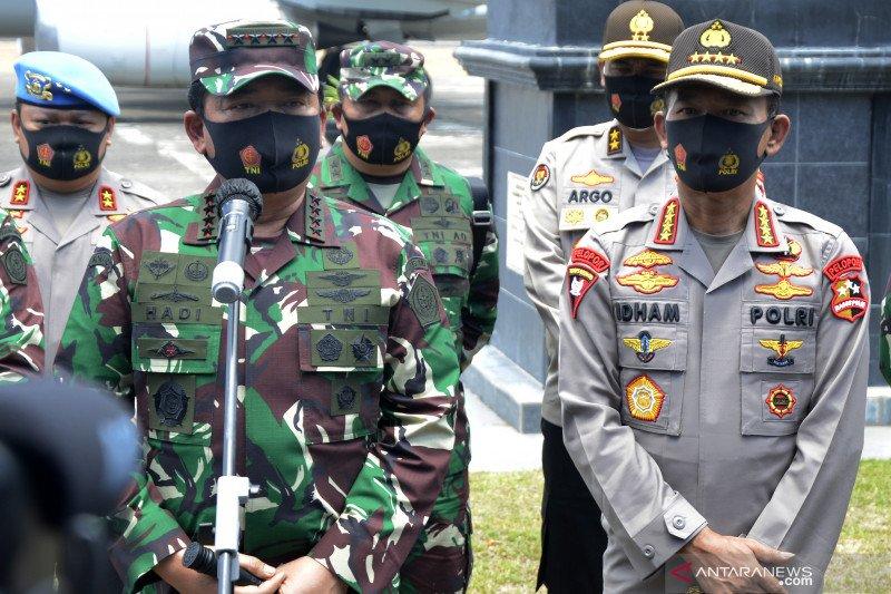Kemarin, Panglima TNI hingga Kasad soal oknum TNI rusak Polsek Ciracas