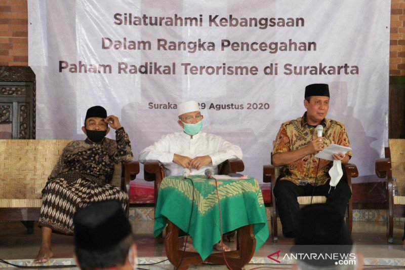 Kepala BNPT: Peran ulama cegah radikalisme terorisme sangat besar
