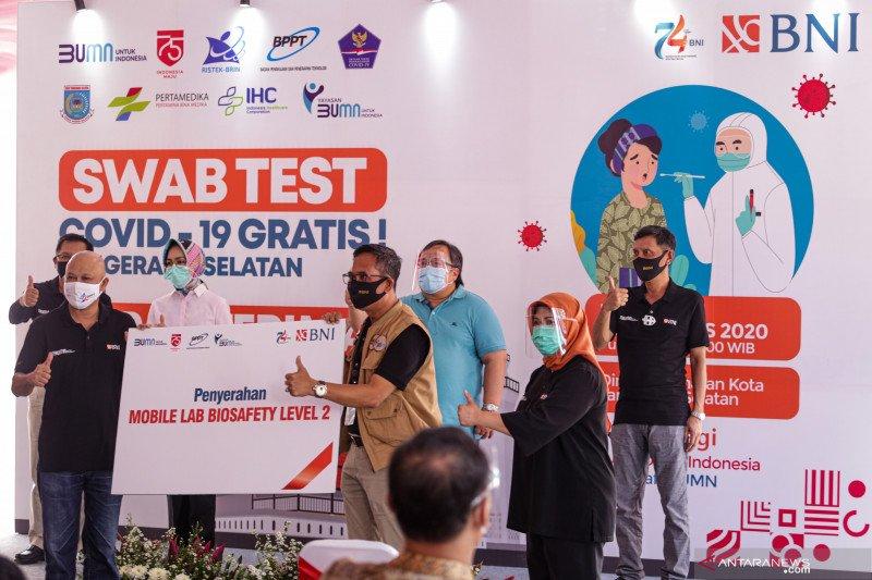 14 WGS virus SARS-CoV-2 penyebab COVID-19 di Indonesia dideteksi BPPT