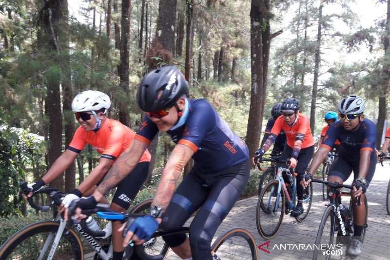 Tour de Borobudur ajang kampanye kesehatan dan adaptasi kebiasaan baru
