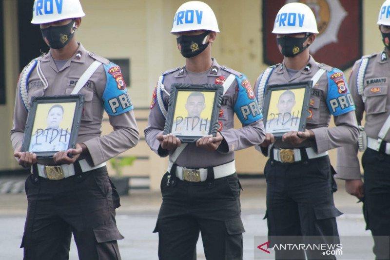 Tiga anggota Polres Tanimbar dipecat