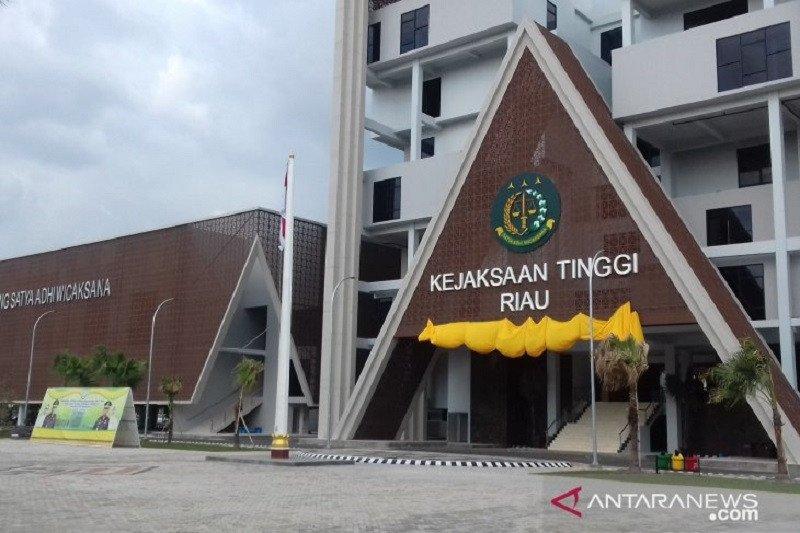 Pelayanan Kejati Riau normal meski empat pegawai positif COVID-19