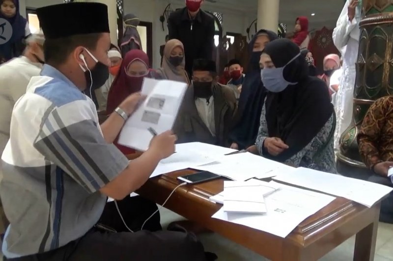 4000 guru ngaji di Banten terima insentif