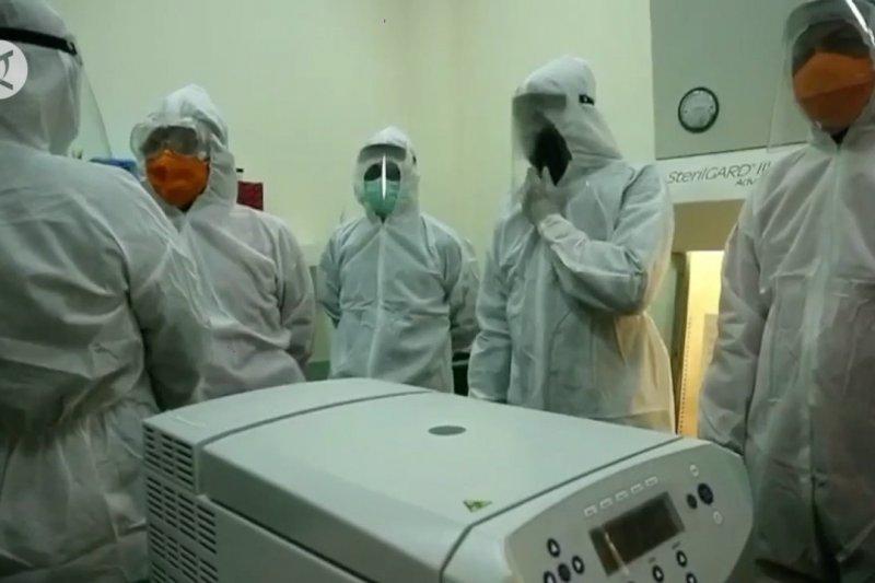 Achmad Yurianto: Vaksin COVID-19 bukan untuk imunisasi