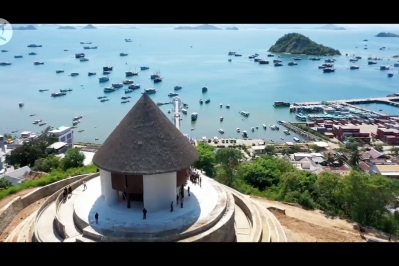 Erick Thohir dorong masyarakat berwisata lokal