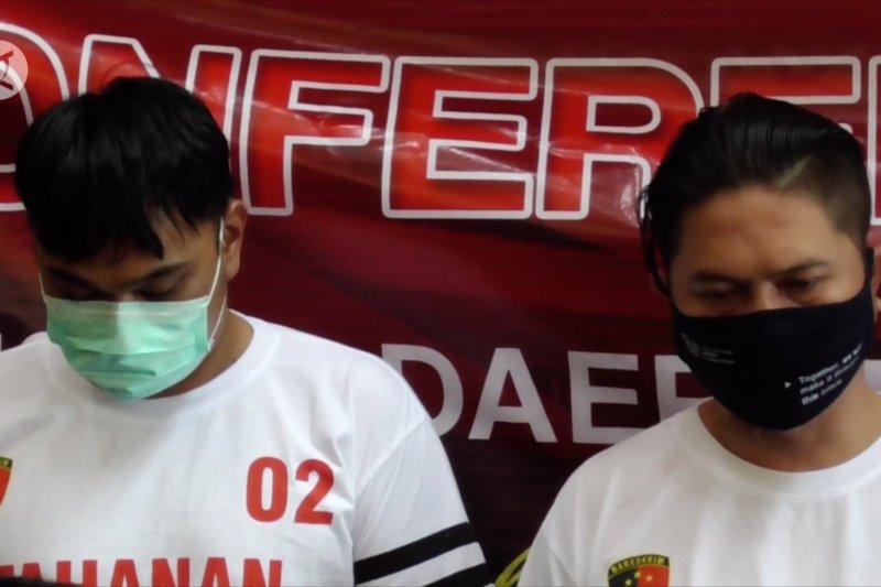 Polisi tahan dua tersangka penyelundup jenazah dari kapal asing