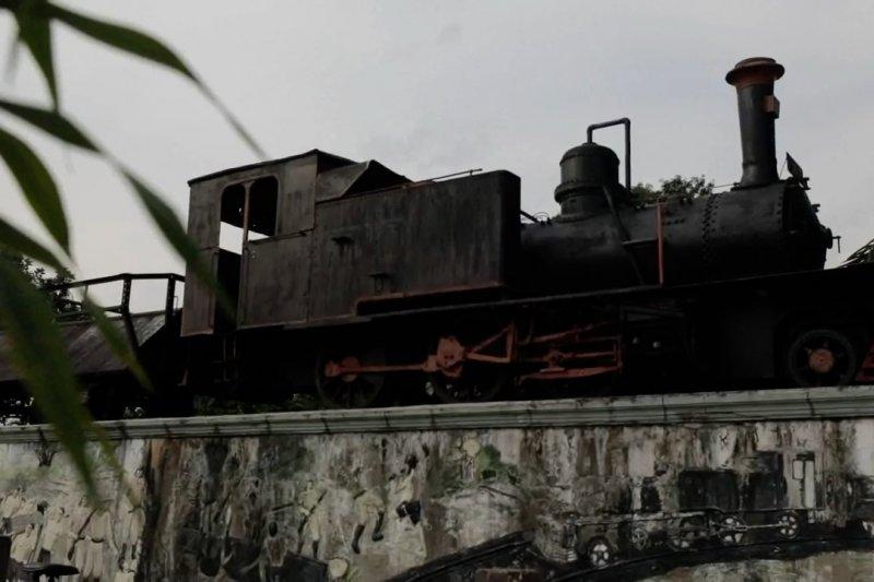 Destinasi wisata sejarah kereta api peninggalan Jepang