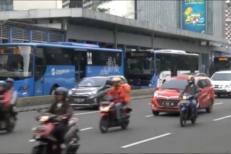 Lima integrasi dalam peningkatan jumlah pengguna transportasi umum