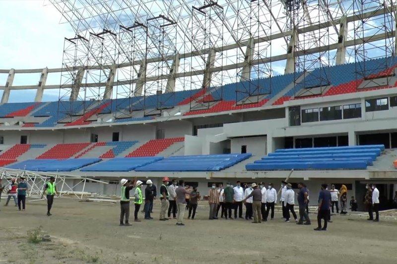 Stadion utama Sumbar rampung Oktober 2020