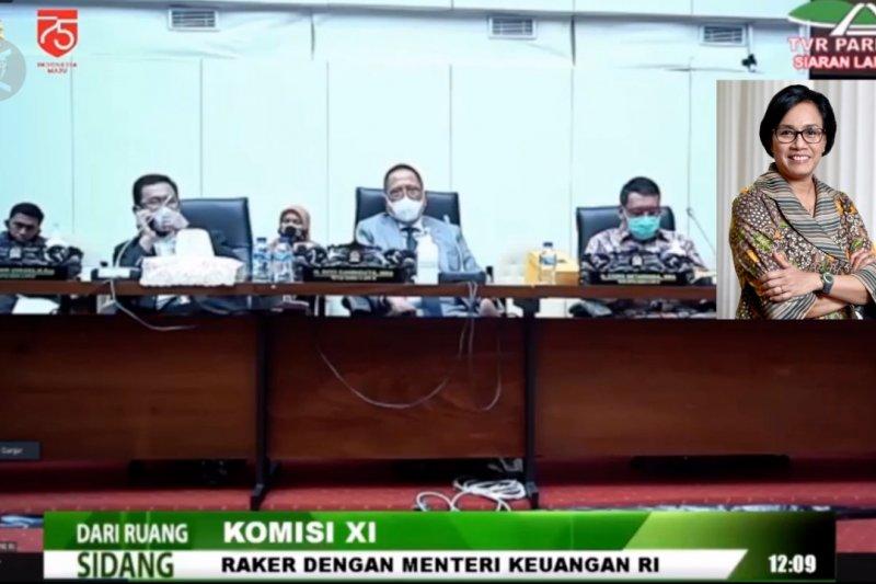 Komisi XI DPR sepakati Laporan APBN 2019 dari Menteri Keuangan