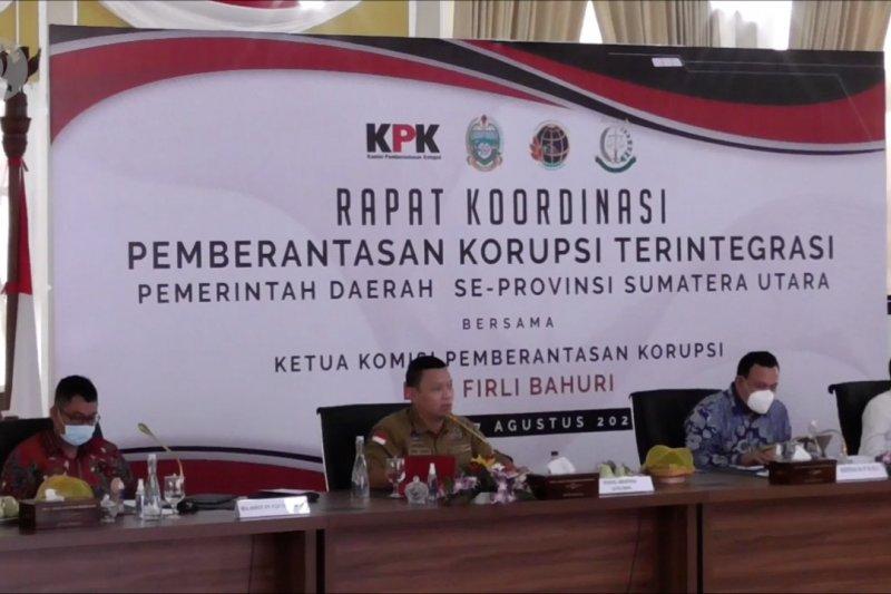 KPK awasi fokus ulang anggaran dan dana bansos COVID-19