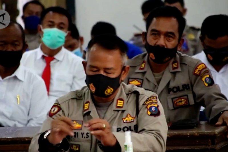 Polisi Deliserdang  dapatkan pemahaman HAM dari LSM Kontras