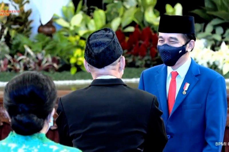 Presiden lantik 17 anggota Konsil Kedokteran Indonesia