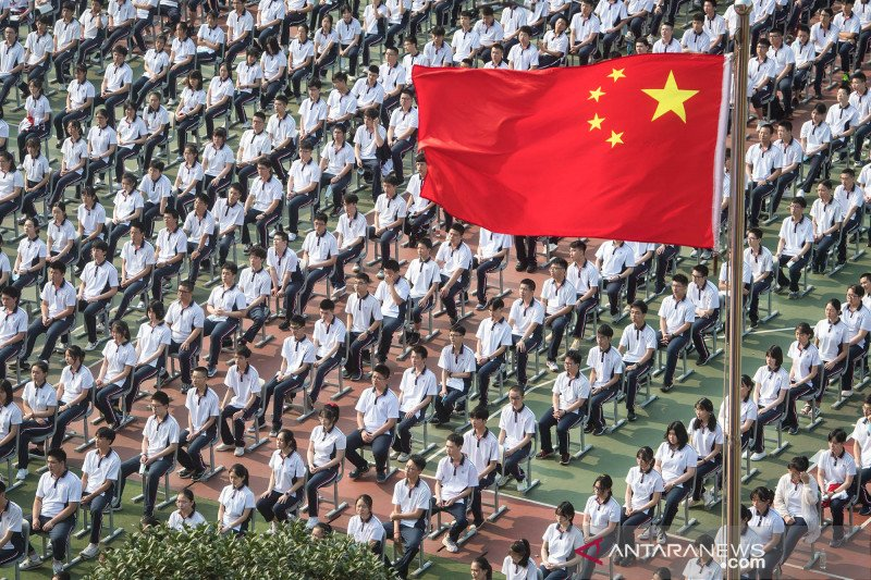 Seluruh sekolah di Wuhan serentak dibuka kembali