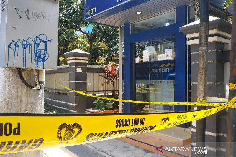 Mesin ATM di Jalan Kawi Kota Malang jadi incaran perampok