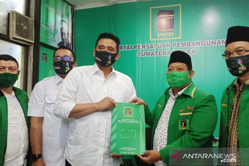 PPP dukung Boby Nasution maju di Pilkada Medan