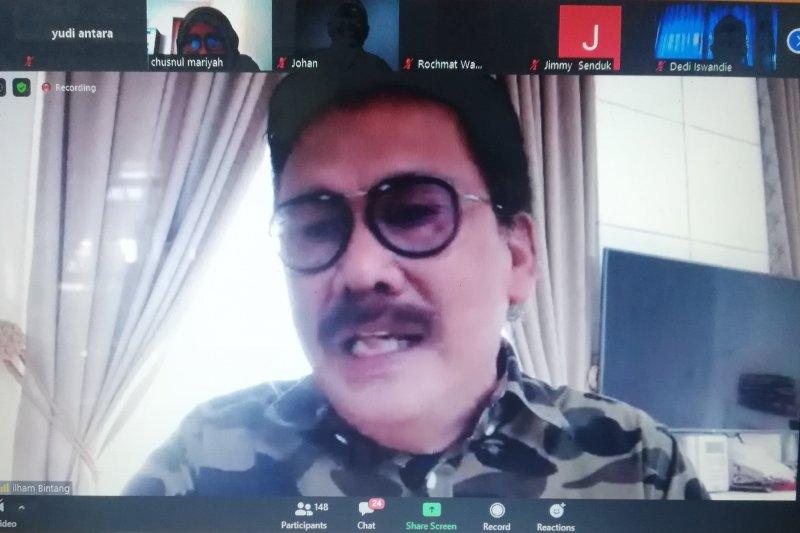 Ilham Bintang: Tak bisa samaratakan semua medsos buruk