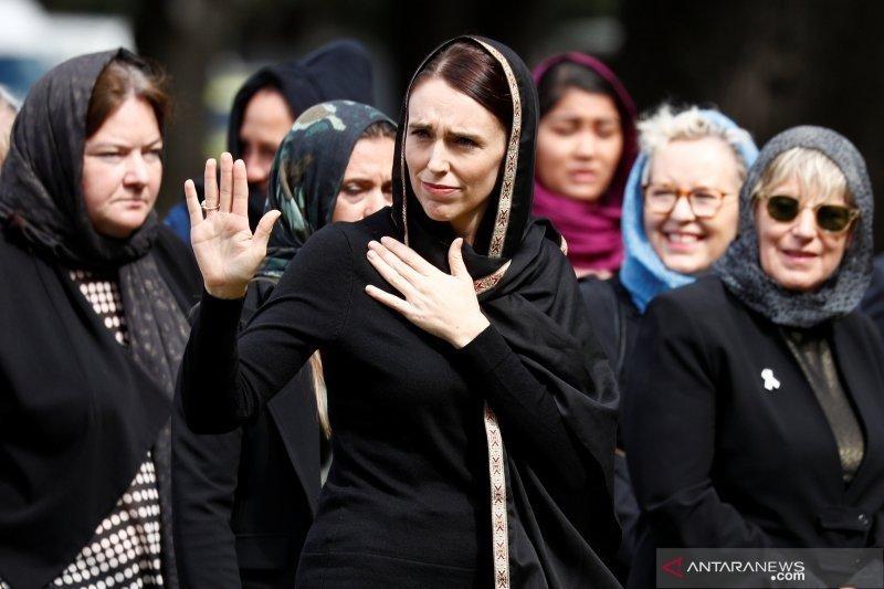 PM Selandia Baru: Film soal serangan masjid harus berfokus ke Muslim