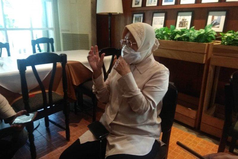 Risma beri sedikit bocoran bacawali Surabaya yang direkom PDIP