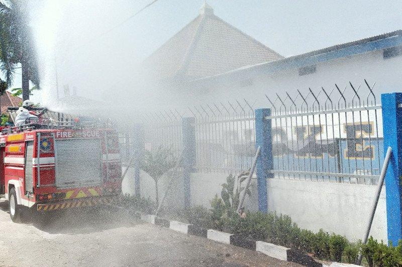 47 warga binaan Lapas Surabaya masuk ruang isolasi positif COVID-19