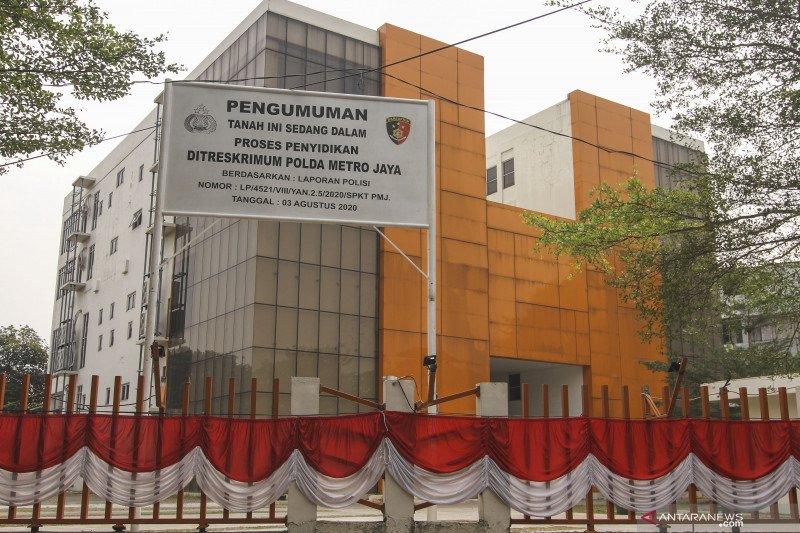 Kantor DPP Hanura disegel Polisi