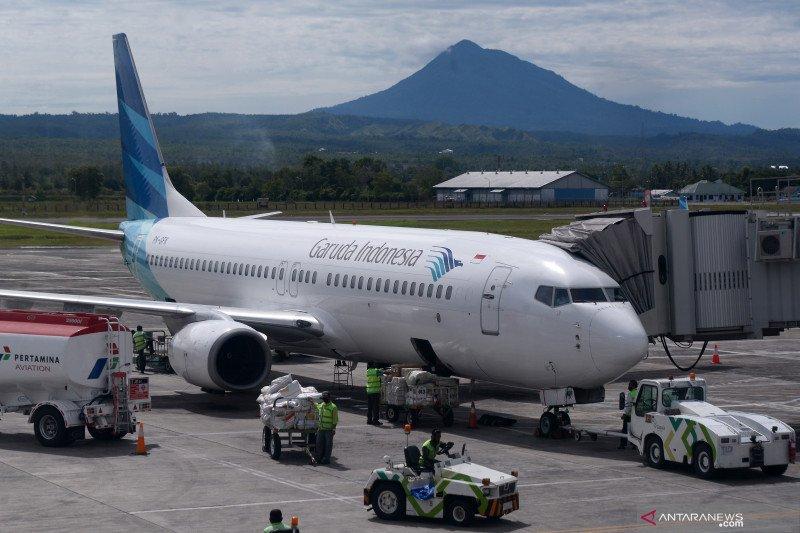 Garuda akui tertolong penerbangan domestik saat pandemi