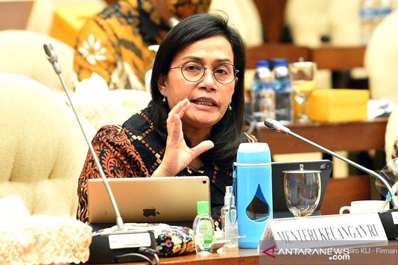 Sri Mulyani lebarkan defisit anggaran 2021 capai 5,7 persen