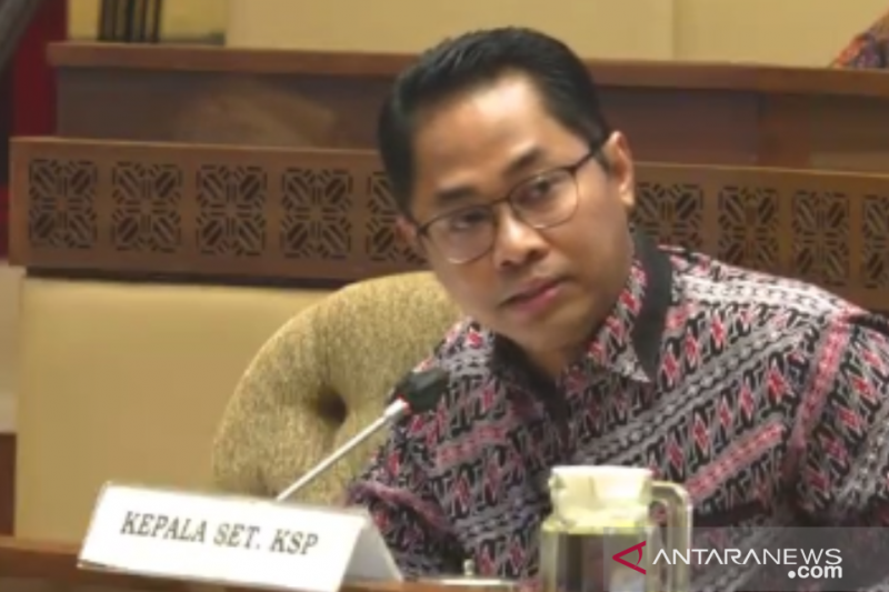 Kepala Sekretariat: KSP tidak punya anggaran rekrut 'buzzer'