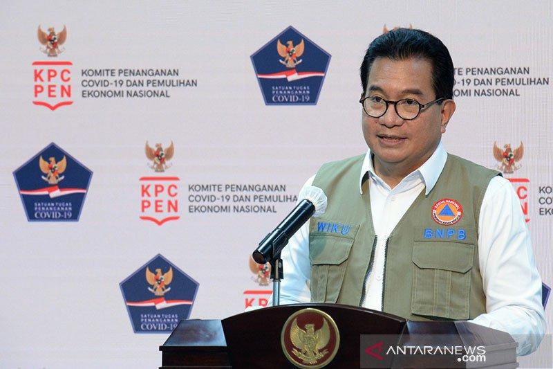 Indonesia belum berhasil tekan COVID-19 secara konsisten, kata Satgas
