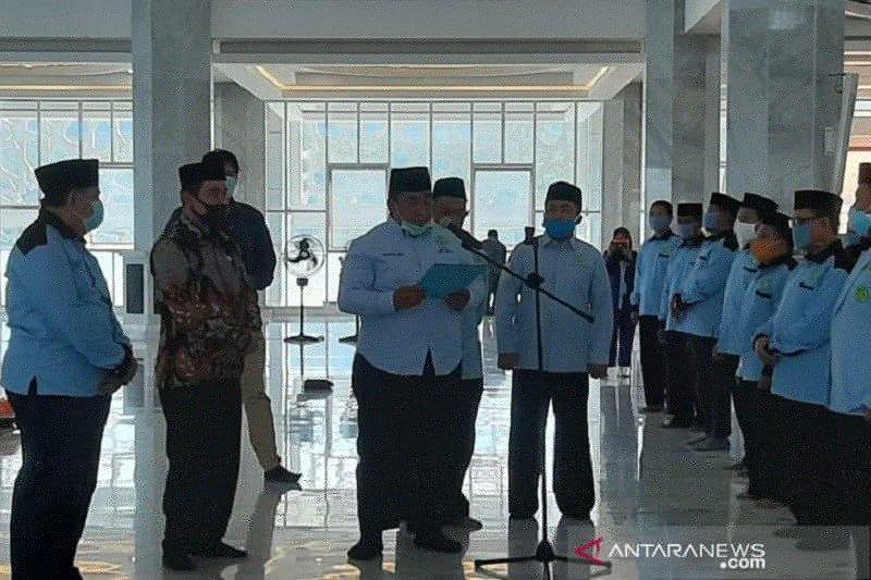 Kemenag Sultra minta BKPRMI menjadikan masjid wadah pemersatu umat