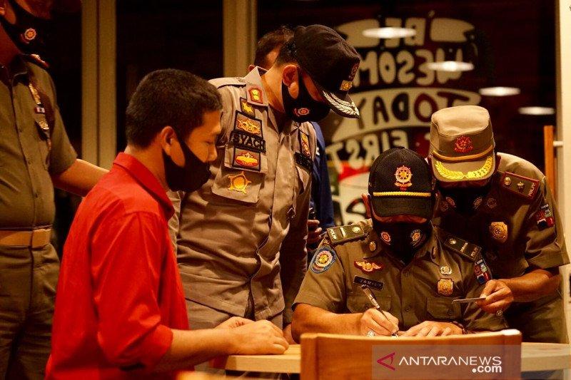 Terapkan PSBMK, Pemkot Bogor terus gelar razia