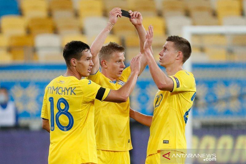 Tiga pemain Ukraina positif COVID-19 sebelum laga melawan Swiss