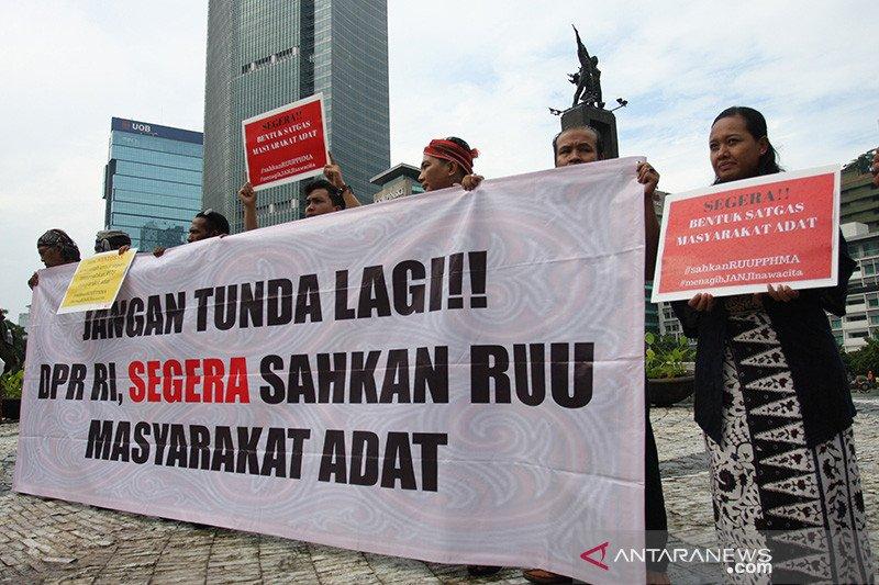 Panja sepakat RUU Masyarakat Adat jadi usul inisiatif DPR