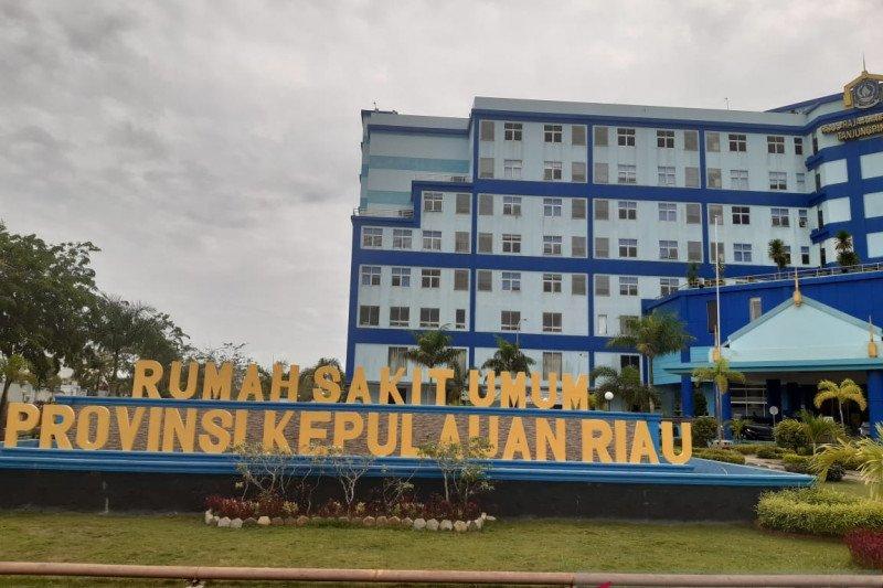 Jumlah pasien COVID-19 di Tanjungpinang melonjak