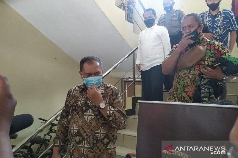 Wali Kota Bandung Oded diperiksa KPK sebagai saksi korupsi RTH