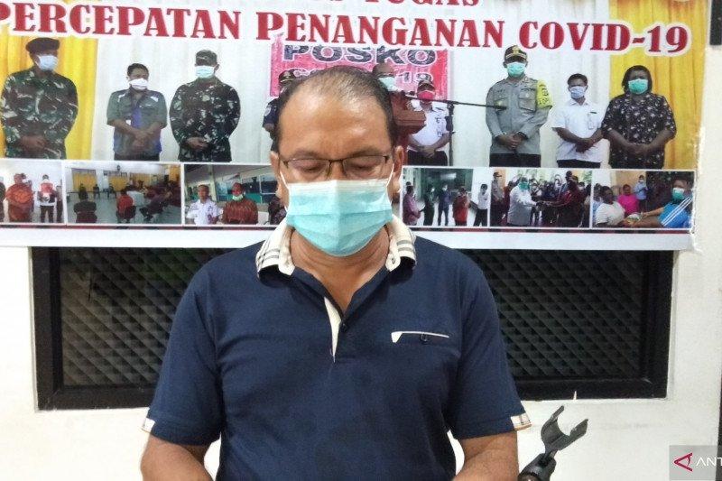Pasien positif COVID-19 Kota Sorong meningkatkan jadi 458