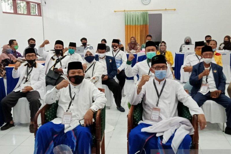 KPU Jember tolak pencalonan Partai Berkarya untuk Hendy-Gus Firjaun