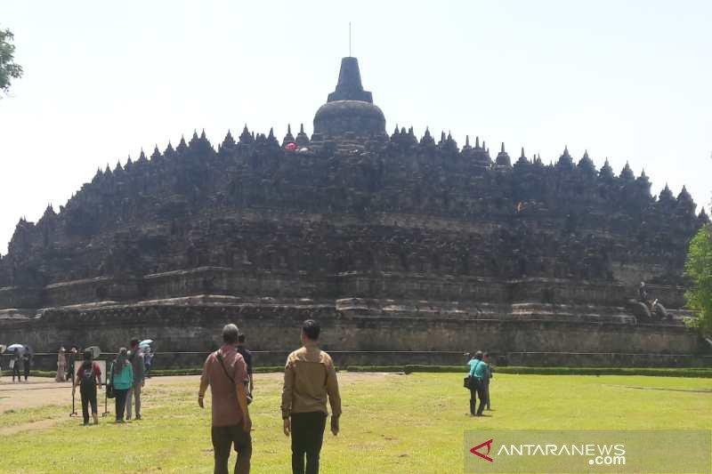 Pengelola harapkan kuota pengunjung Candi Borobudur dinaikkan