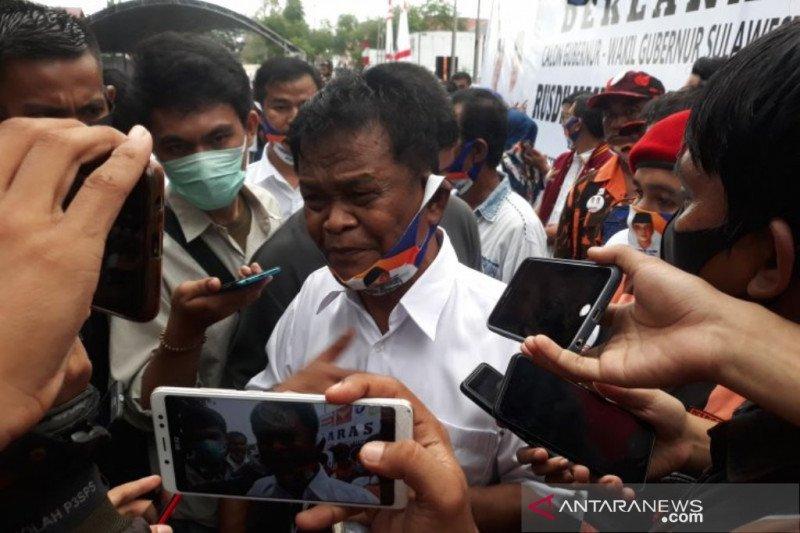 Bacagub Sulteng Rusdi Mastura upayakan peningkatan PAD Rp10 Triliun