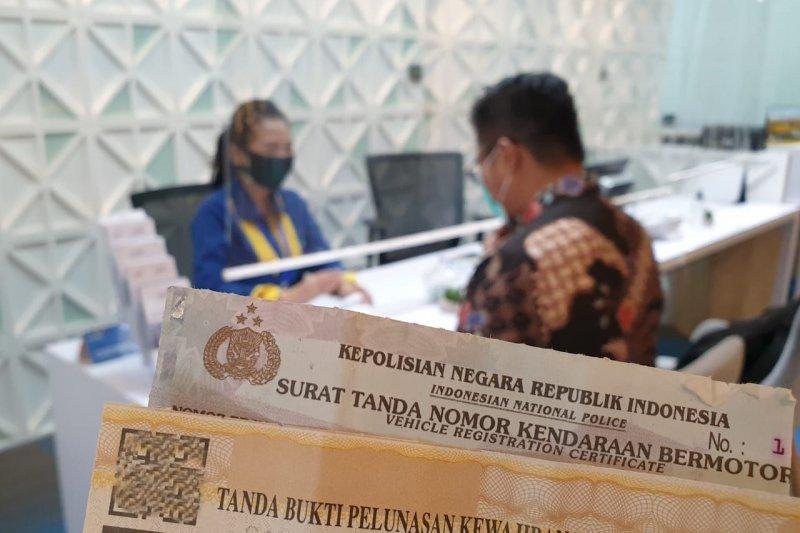 MTF gandeng Korlantas Polri layani urus STNK dan PKB