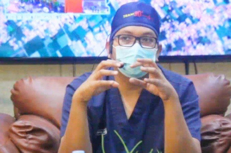 Dokter: Tangan berkeringat dingin belum tentu gejala jantung