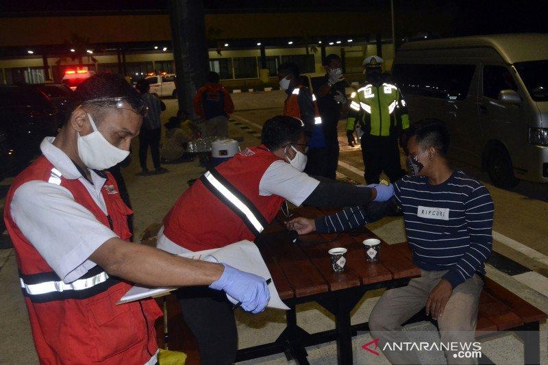 Operasi keselamatan berkendara di tol trans Sumatera